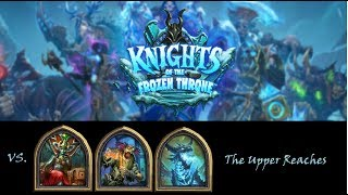 Hearthstone Knights of the Frozen Throne Adventure - The Upper Reaches [CZ]