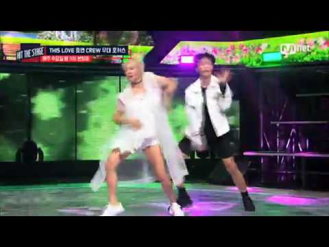 MNET Hit The Stage Hyoyeon - REPLAY (shinee) Dance Preformance
