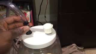DIY Canister Filter - Proof Of Concept