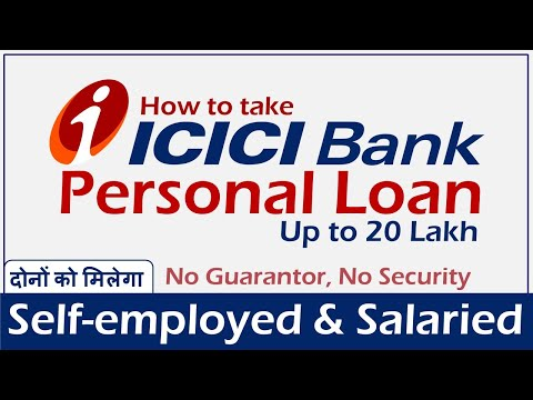 ICICI Bank Instant Personal Loan Online Apply, Eligibilty, Documents, Interest rate, Extra charges