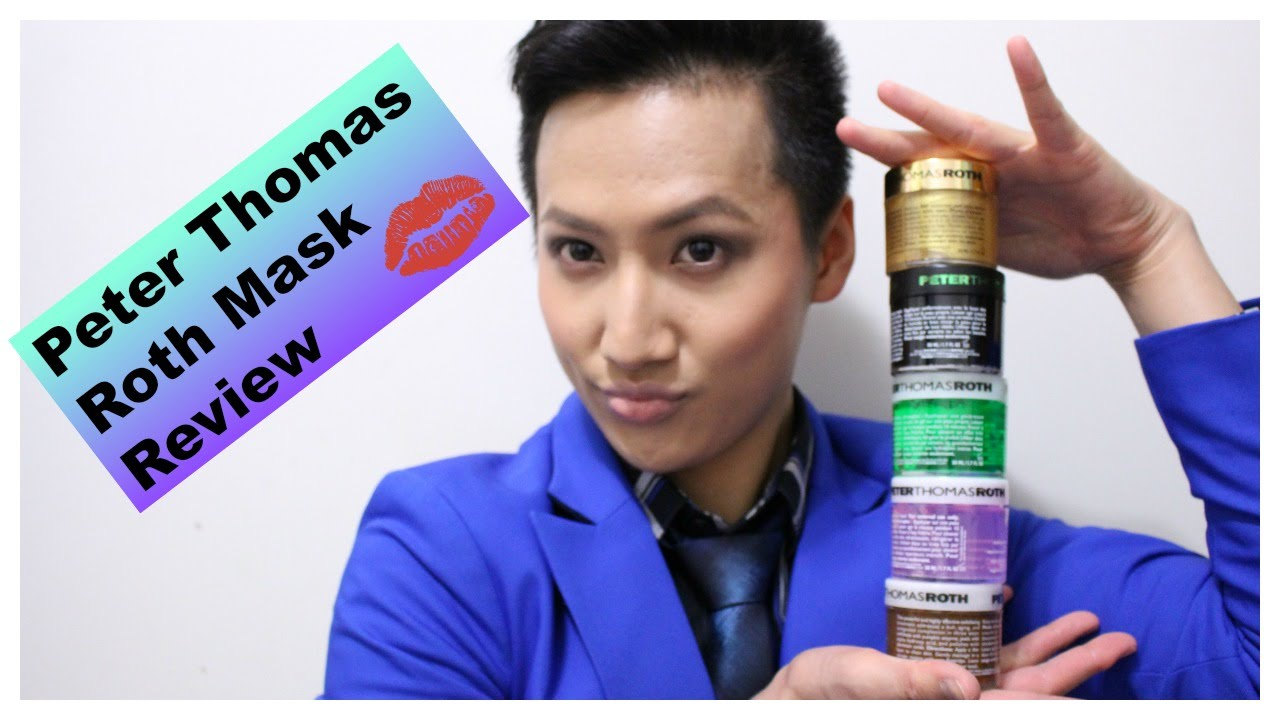 peter thomas roth mask review