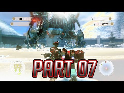 FRONT MISSION EVOLVED - (PART 07) ZOMBIE MECHS?!