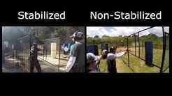 Stabilized vs Non-Stabilized Camera Comparison