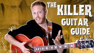 How to be a KILLER Guitarist in 10 steps