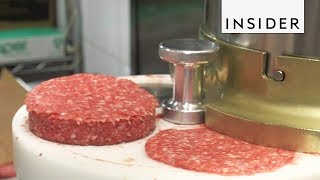 How Fresh Burgers are Made