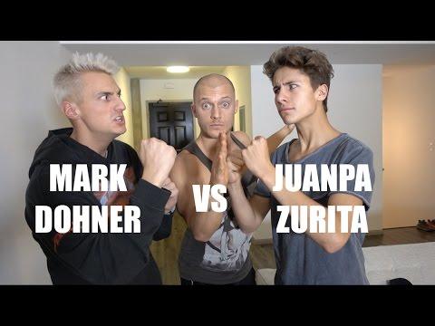 WHO'S GOING TO WIN? |  Juanpa Zurita vs Mark Dohner