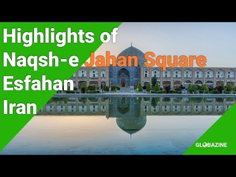 Esfahan, Iran, Naqsh-e Jahan Square