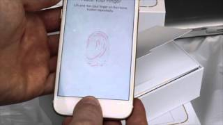 Set Up Guide for iPhone 6 iPhone 6 plus  First time turning on  Beginners guide 16gb 64gb 128gb