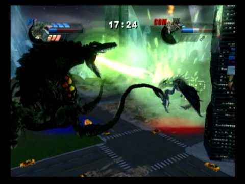 Godzilla: Unleashed - Biollante vs Megaguirus - YouTube