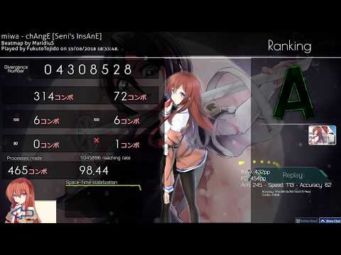 MY LIFE IS COMPLETED! 432PP | miwa - cHaNgE [seni's InsAnE]