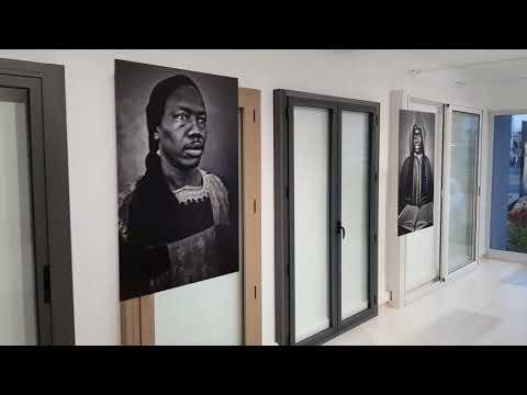 Art et Aluminium: DAK'ART 2018 a Itasenalu a Dakar