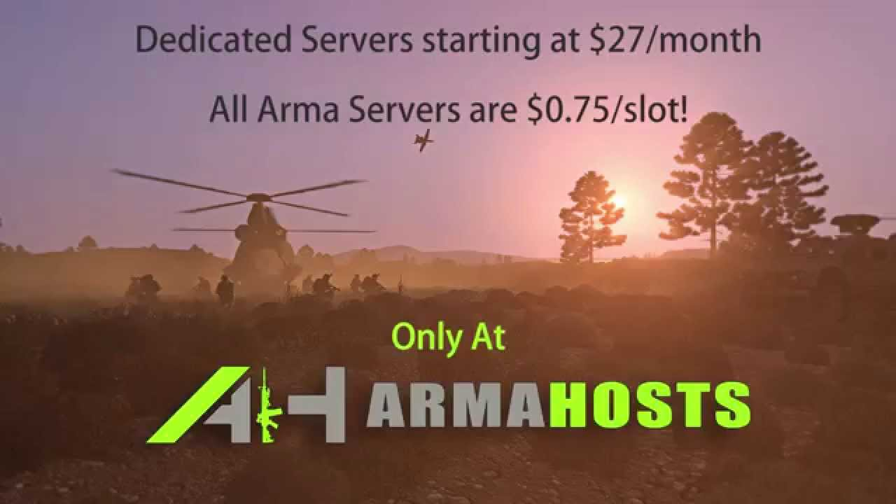 Arma 3 dedicated server not responding k