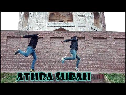 Bhangra Dance on Athra Subah || ninja song