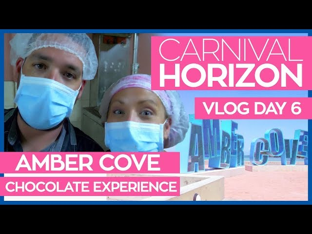 Hands on Chocolate Experience at Chocal | Carnival Horizon Cruise Vlog Day 06