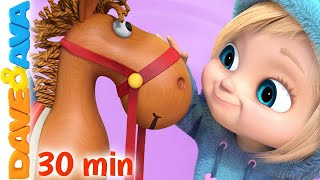 🐪  Alice the Camel | Nursery Rhymes and Counting Songs by Dave and Ava 🐪
