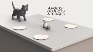 CatNani поможет отучить ваших кошек лазить по столам