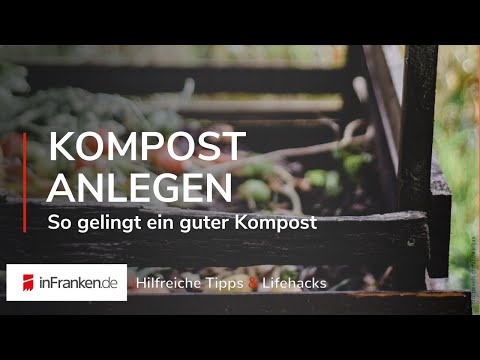 richtige kompostwirtschaft im garten doovi. Black Bedroom Furniture Sets. Home Design Ideas