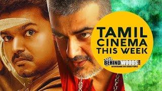 Ajith's Vedhalam Vs Vijay's Trailer - Tamil Cinema This Week