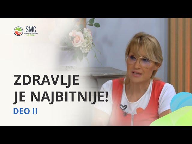 Dr. Nela Solar  - Happy TV - Ishrana, zdravlje i Body galaxy vaga  - II deo