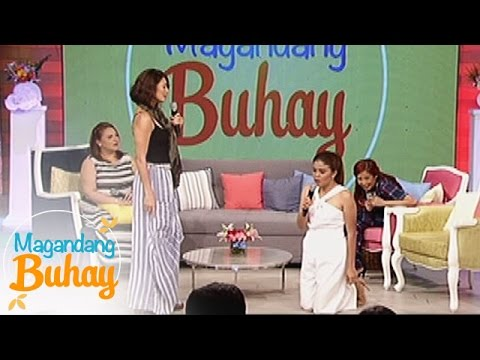 Magandang Buhay: Acting showdown with Angel Aquino