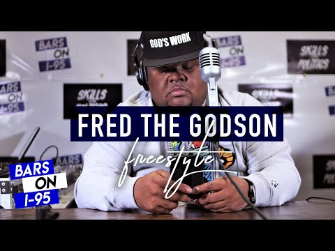 Fred The Godson Bars On I-95 Freestyle