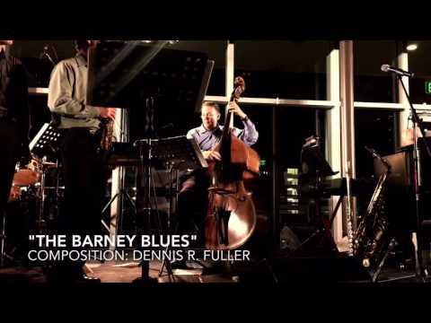 The Barney Blues - Kevin Flynn Svengali Jazz Quartet (Dennis R Fuller Composition)