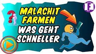 Malachit Farmen Was geht Schneller - Fortnite Rette die Welt