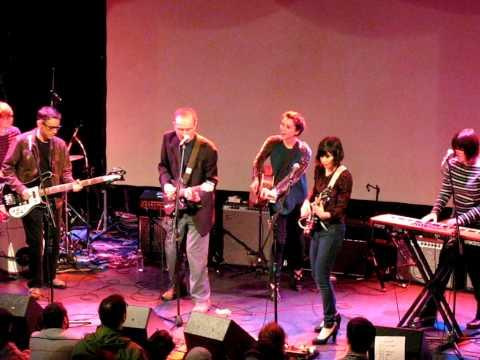 Portlandia Tour HUGH CORNWELL Hanging Around BOWERY BALLROOM NYC 01.21.12.