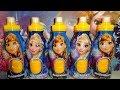 2019 New - Disney Frozen Surprise Drink with Eggs Great Figures Collection Huevos Sorpresa
