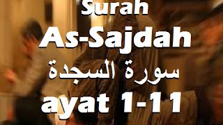 2004/02/17 Ustaz Shamsuri 231 - Surah As Sajdah ayat 1-11 NE3