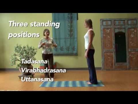 3 Posture Sequence with Mirka
