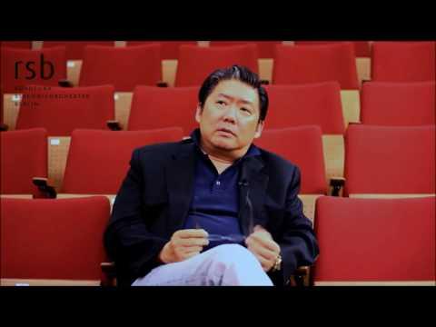 Long Yu über das Konzertprogramm am 01.06.2107