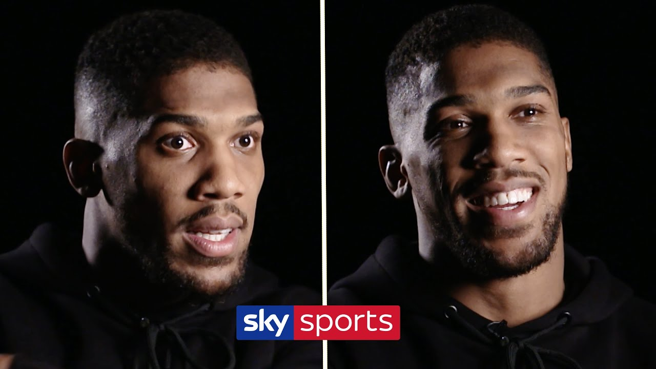 EXCLUSIVE! Anthony Joshua makes his prediction for Deontay Wilder vs Tyson Fury II