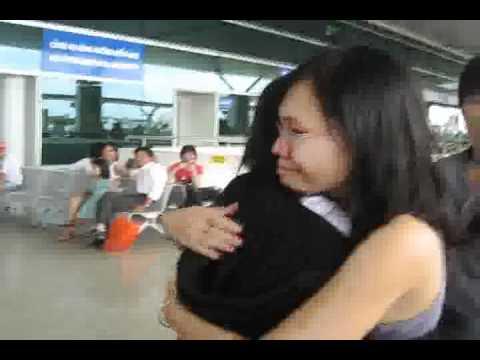 Tạm biệt Misa - Sân bay Tân Sơn Nhất - 16/05/2010