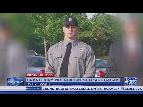 Grand jury declines to indict deputy in deadly shooting of Harnett County dad