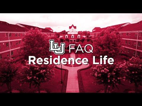 LU FAQ Residence Life | Lamar University
