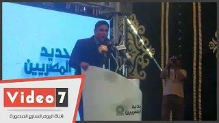 بالفيديو.. بعد عزبة النصارى.. أبو هشيمة: قرية توشكى بأسوان التالية فى إعادة الإعمار