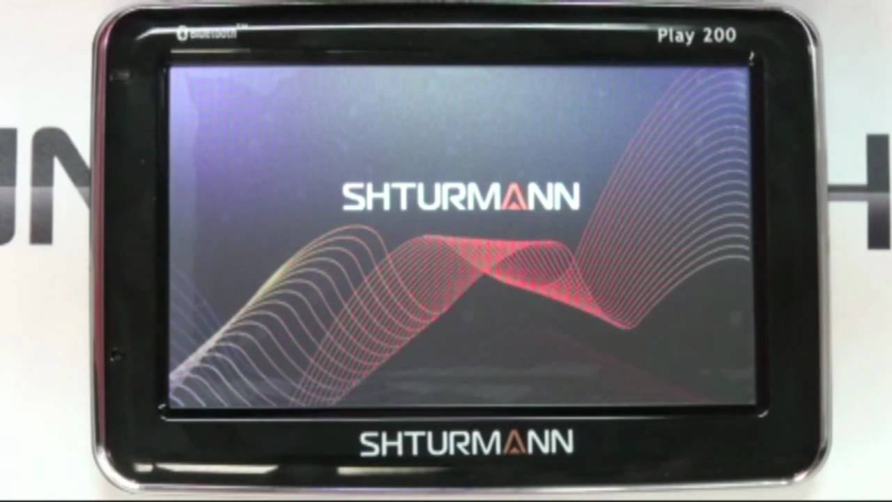 Прошивка Shturmann Play 200bt