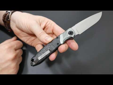 Walther EDK 5.0775 | EDC Werkzeug von Umarex | 440C