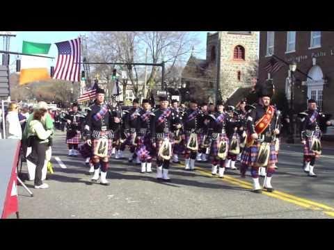 2011 St Patrick's Day Parade | Huntington | Long Island