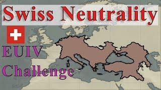 Swiss Neutrality EUIV Chill Challenge Run