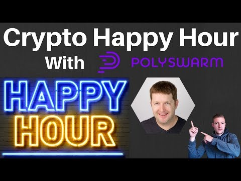 Crypto Happy Hour - with PolySwarm - January 24th Edition