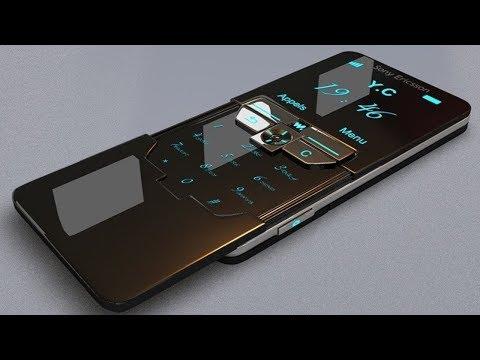 LES 20 TÉLÉPHONES PORTABLES LES PLUS INSOLITES DU MONDE | Eureka