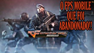 Crossfire: Legends, um dos melhores FPS Mobile abandonado