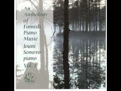 Jean Sibelius:Impromptu op.5/5 Jouni Somero,piano