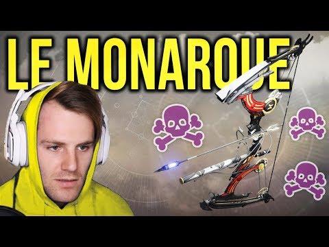 THE POISON OF THE LE MONARQUE BOW!! (Destiny 2) thumbnail