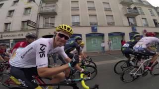 Tour de France 2017 | Stage 21 Moment (Drinks)