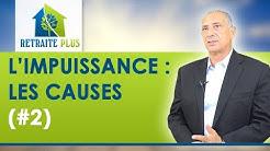 Impuissance ou dysfonction érectile : Les causes - Conseils Retraite Plus