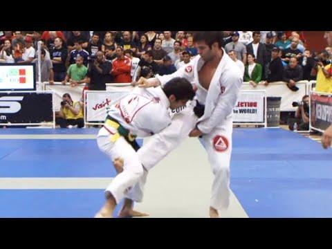 Lucas Lepri VS Leonardo Leite / Pan Championship 2009
