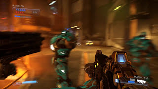 Doom 2016 Multiplayer Freeze Tag Heatwave 3
